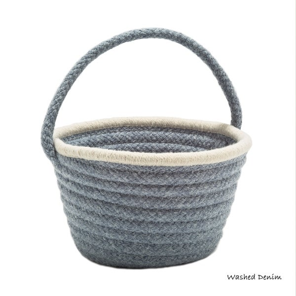 Colonial Mills Easter Soft Wool Baskets