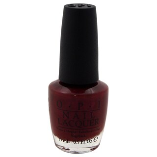 OPI Thank Glogg It's Friday! Nail Lacquer