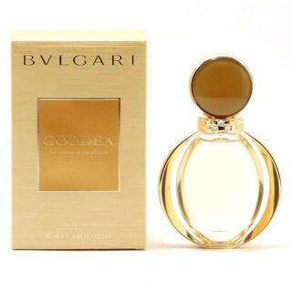 Bvlgari Goldea Women's 3.04-ounce Eau de Parfum Spray