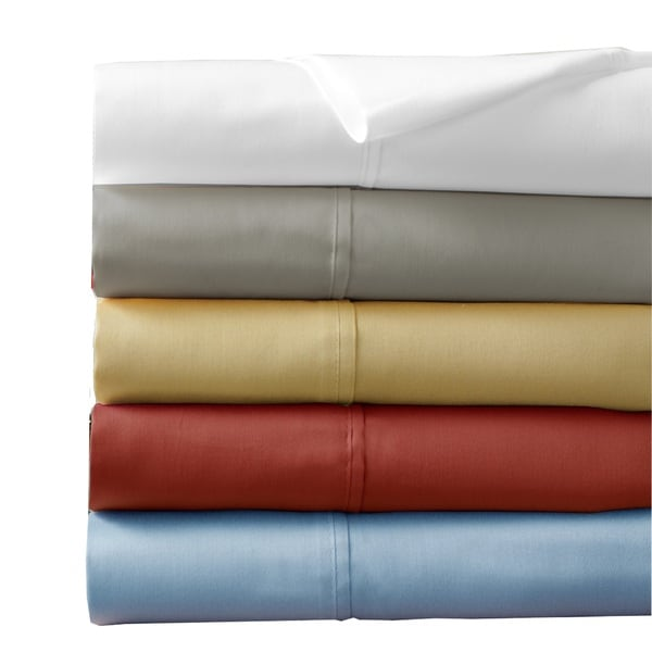 Remington 525 Thread Count Cotton Solid Sheet Set