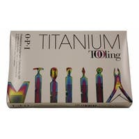 OPI Titanium Tooling Wallet