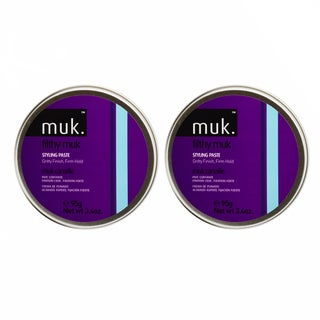 Muk Haircare 3.4-ounce Filthy Firm Hold Paste (Pack of 2)
