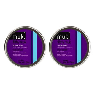 Muk Haircare 1.76-ounce Filthy Firm Hold Paste (Pack of 2)