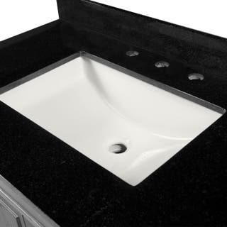 Cream, Ceramic Sinks | Shop our Best Home Improvement Deals Online ...