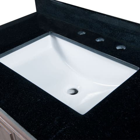 Maykke Bristol Ceramic Undermount Sink