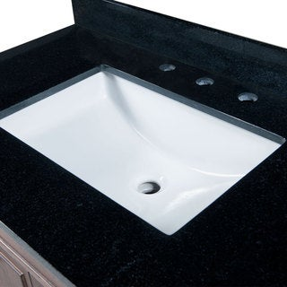 Bristol Ceramic Undermount Sink