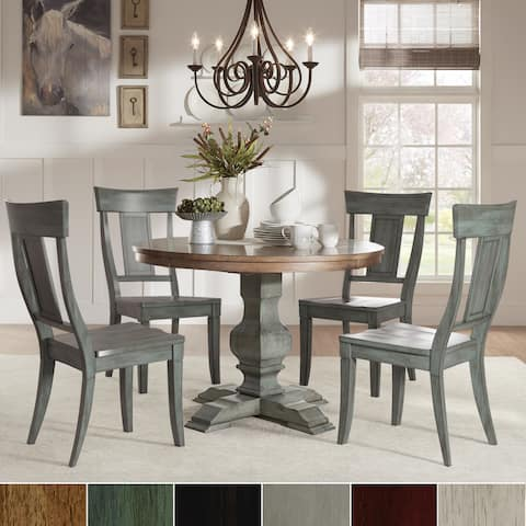 Green Round Table.Buy Green Kitchen Dining Room Sets Online At Overstock Our Best