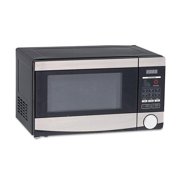 Avanti 0 7 Cubic Foot Capacity Microwave Oven 700 Watts Black: Shop Avanti 0.7 Cu.ft Capacity Microwave Oven 700 Watts