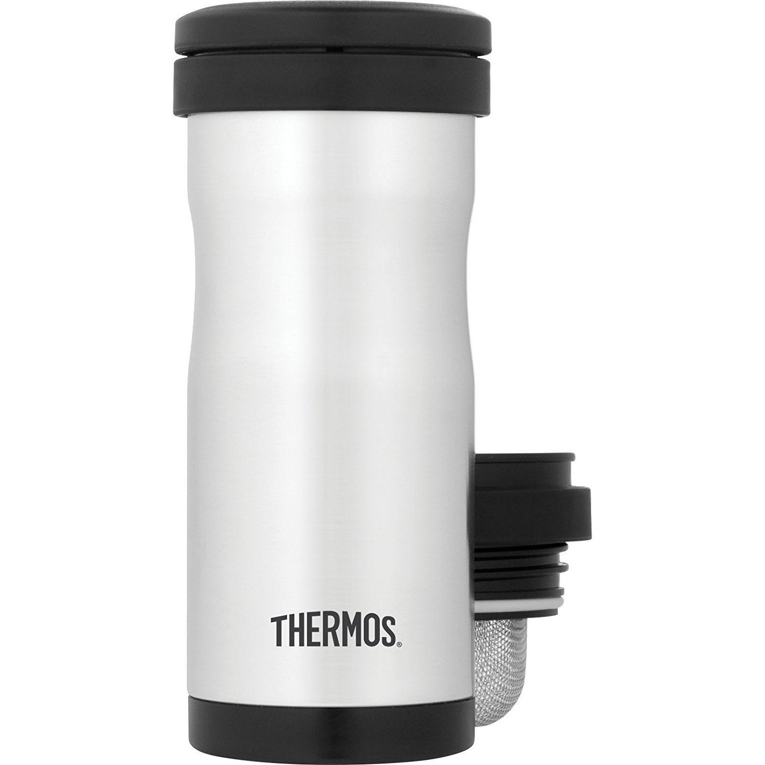 Thermos 12 Oz Vacuum Insulated Tea Tumbler w/ Infuser, St...