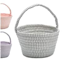 Colonial Mills Easter Cotton Ticking Basket