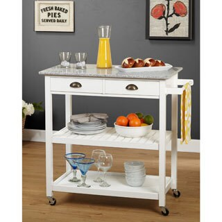 kitchen carts for less overstock com