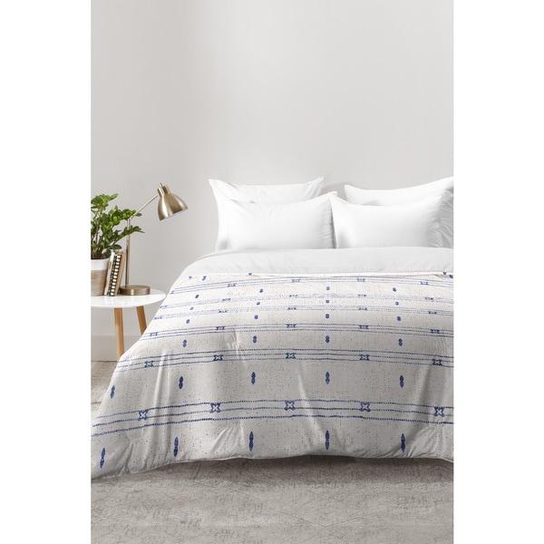 Holli Zollinger Linen Stripe Comforter. Opens flyout.