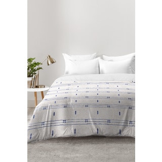Holli Zollinger French Linen Stripe Comforter