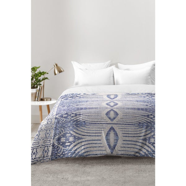 Holli Zollinger French Tribal Ikat Comforter