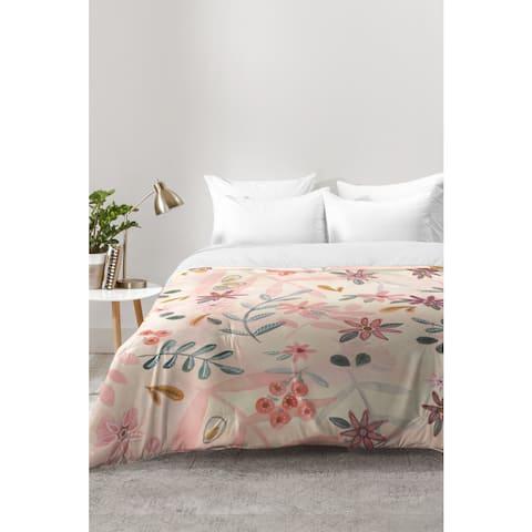 Wonder Forest Feminine Floral Comforter
