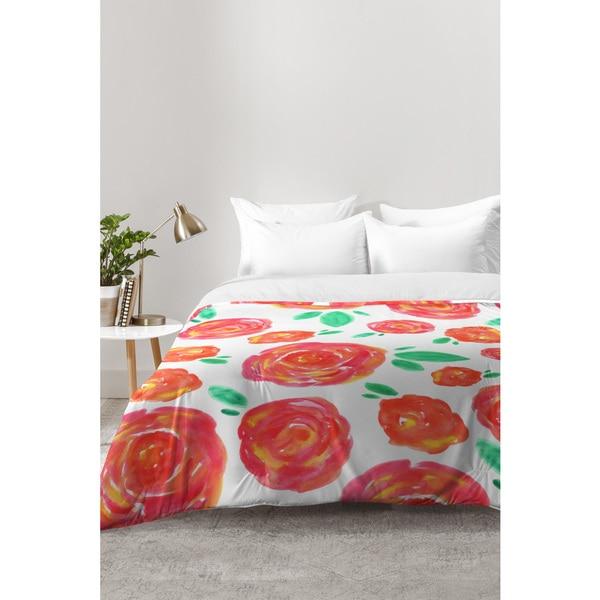 Allyson Johnson Summer Roses Comforter