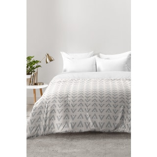 Allyson Johnson Grey Arrows Comforter