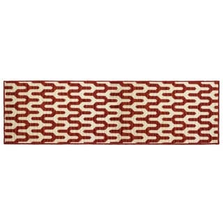 Structures Mila Textured Printed Accent Rug - (20 x 60 in.)