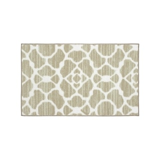 Structures Kohl Textured Printed Accent Rug - (18 x 30 in.)