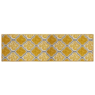 Structures Kiana Textured Printed Accent Rug -