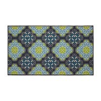 Structures Olivia Textured Printed Accent Rug - 26 x 45 in.