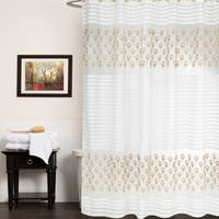 Seraphina Shower Curtain and Hooks Set or Separates
