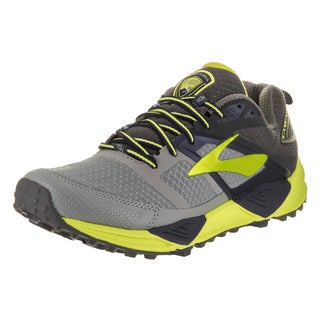 Brooks Men's Cascadia 12 Grey Running Shoes