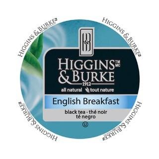 Higgins & Burke Specialty Tea English Breakfast K-Cup Pack