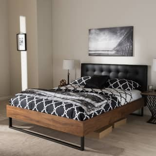 Industrial Bedroom Furniture For Less