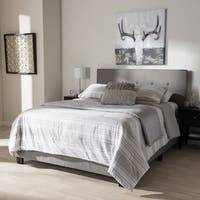 Porch & Den Victoria Park Desota Contemporary Upholstered Bed