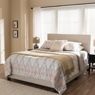 Porch & Den Victoria Park Desota Contemporary Upholstered Bed (3 options available)