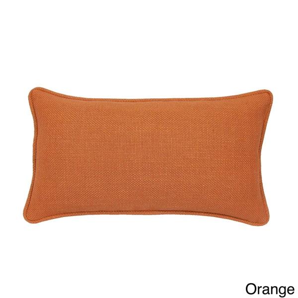 Loft 11 X 20 Inch Decorative Throw Pillow   Orange by Generic