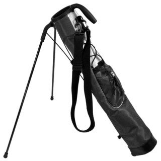 Knight Pitch and Putt Golf Carry Bag with Lightweight Stand