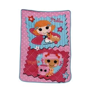 Crown Crafts Lalaloopsy Toddler Ultra Soft Blanket