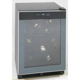 Avanti 52 Bottle Wine Cooler Black with Glass Door, Freestanding or Built-in Installation|https://ak1.ostkcdn.com/images/products/14548107/P21099183.jpg?impolicy=medium