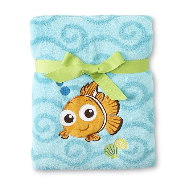 Disney Nemo Coral Fleece Blanket Free Shipping On Orders Over 40 Magnificent Disney Finding Nemo Fleece Throw Blanket