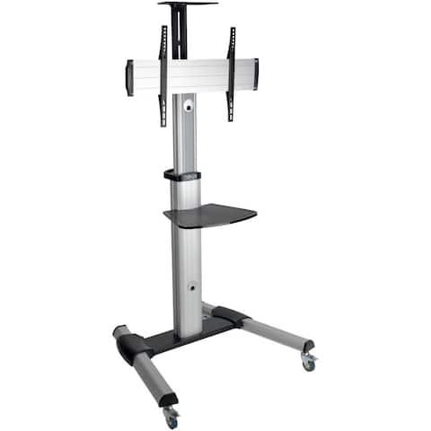 "Tripp Lite Mobile TV Floor Stand Cart Height-Adjustable LCD 32-70"" Display"