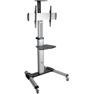 "Tripp Lite Mobile TV Floor Stand Cart Height-Adjustable LCD 32-70"" Di"