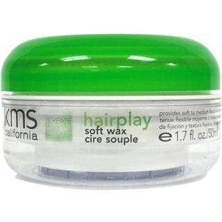 KMS 1.7-ounce Hair Play Soft Wax