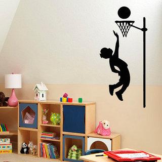 Sport Boy Vinyl Decal Art Mural Sticker Interior Design Children Kids Nursery Room Decor Sticker Dec