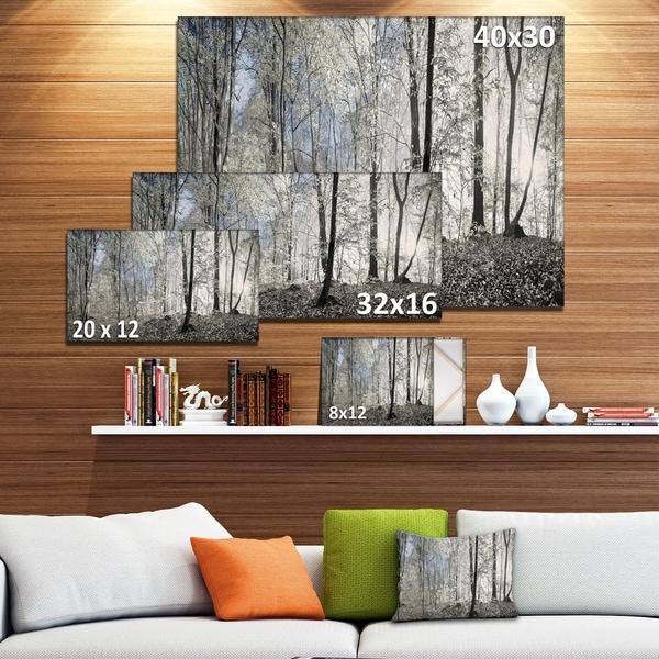 River Landscape Canvas Print 20*30 Inch HUGE !