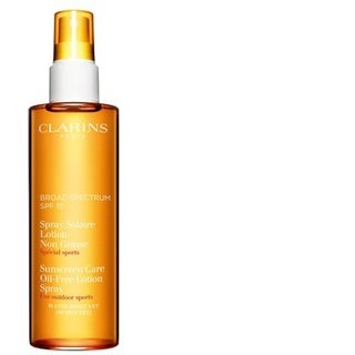 Clarins Sunscreen Care Oil-Free 5-ounce Lotion Spray SPF 15