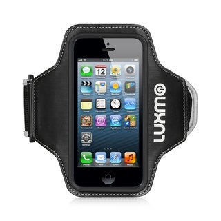 Iphone 5/5S Men's Black Armband Fusion Case