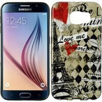 Paris Amour TPU IMD Case for Samsung Galaxy S6