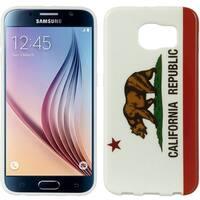 California TPU IMD Case for Samsung Galaxy S6