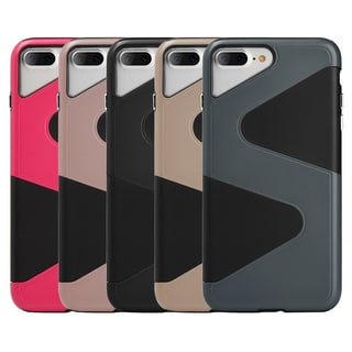 Apple iPhone 7 Plus Urban Armor Dual Hybrid Black TPU/Polycarbonate Case
