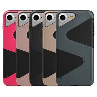 Apple Iphone 7 Urban Armor Dual Hybrid Black TPU Case