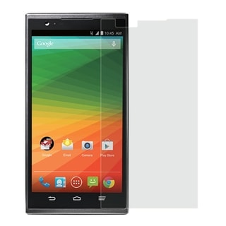 ZTE Zmax Clear 3-piece Screen Protector