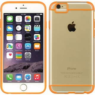 Apple Iphone 6 Fusion Candy Orange Tinted TPU Case
