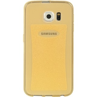 Samsung Galaxy S6 Ultra-thin Shiny Crystal Skin Case